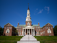 Teams Returning to Colby College, Maine