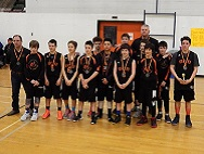 Boys U13 Team Takes Silver in 2017 Cape Breton Classic