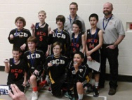 U12 Boys Take Home Silver at 2015 Bedford Classic