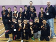 Division 2 Boys U12 Captures 2014 Provincial Title
