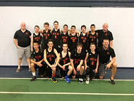 Boys U14 Win Silver at Gold Rush, Maine